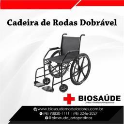 Cadeira de rodas loja Biosaude Angelim