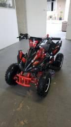 Quadriciclo NOVO 50 cilindradas a Combustão com Limitador de Velocidade