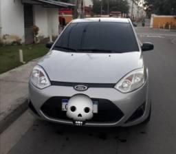 [R$5.300 de desconto!!!] Ford Fiesta SE 2014 Completão GNV Pouco Rodado Doc Ok