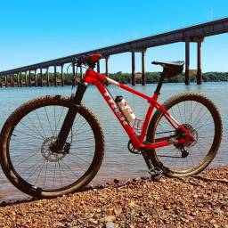 Bicicleta trek pro caliber 6