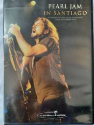 DVD Pearl Jam - In Santiago