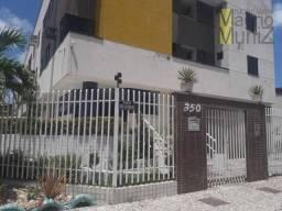 Apartamento com 1 dormitório para alugar, 39 m² por R$ 780,00/mês - Centro - Fortaleza/CE