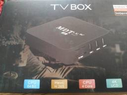 Tvbox mdtv 64 bit 4 ram última versão