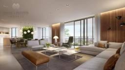 Apartamento com 4 dormitórios à venda, 240 m² por R$ 2.726.146,66 - Cabral - Curitiba/PR