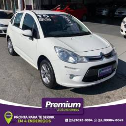 Citroen C3 Attraction 1.5 Cambio Manual Ano 2015 Top