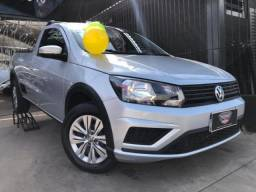 Volkswagen saveiro 2020 1.6 msi trendline cs 8v flex 2p manual