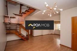 Cobertura semimobiliada com 03 dormitórios no bairro Boa Vista