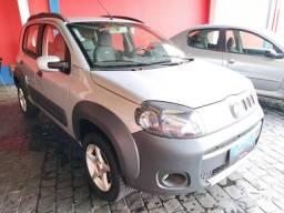 Fiat Uno Way Evo 1.4 Prata