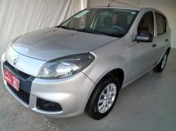 Renault Sandero Authentique Hi-Flex 1.0 16V 5p