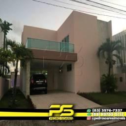Casa com 4 dormitórios à venda, 375 m² por R$ 1.500.000 - Bela Vista - Cabedelo/PB