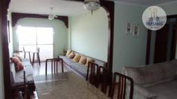 Apartamento à venda, 114 m² por R$ 450.000,00 - Vila Guilhermina - Praia Grande/SP