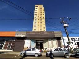 Apartamento com 2 quartos no Edifício Agaethé - Bairro Centro em Arapongas