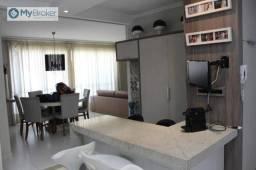 Apartamento com 3 dormitórios à venda, 125 m² por R$ 670.000,00 - Jardim Goiás - Goiânia/G