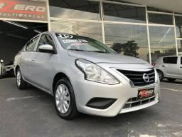 Nissan Versa 2019 Completo 1.0 Flex Revisado 29.000 Km Novo