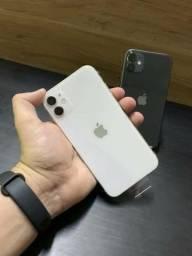 IPhone 11 branco 64gb lacrado 1 ano garantia Apple caruaru