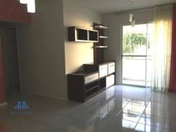 Apartamento com 2 dormitórios à venda, 70 m² por r$ 440.000 - córrego grande - florianópol