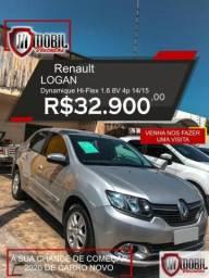 Renault Logan Dynamique Hi-Flex 1.6 8V 4p - 2015