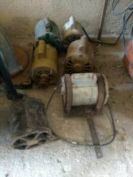 Motores mono 1/2 e 1/3 Funcionando