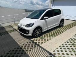 VW UP! 1.0 TSI - Speed Turbo branco 2017: impecável, único dono - 2017
