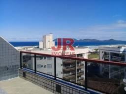 Cobertura 4 dormitórios, 2 suíte, vista do mar., 2 vagas Vila Nova Cabo Frio/RJ