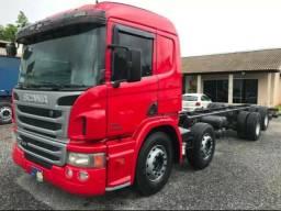 Caminhão Scania - 2013