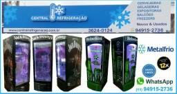 Freezer Vertical MetalFrio