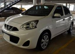 Nissan March 1.0 S 2017 Completo - 2017