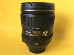 Lente Nikon AF-S 24-120mm 2.4G ED