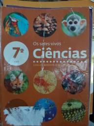 Os seres vivos ciência 7° ano Carlos Barros e Wilson paulino
