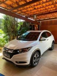Honda HRV Touring 2017 Branca - 2017