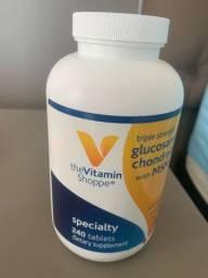 Glucosamine chondroitin - Triple strength