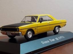 Miniatura Dodge Dart SE - Inesquecíveis do Brasil