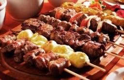 Carnes para churrasquinho/ espetinho