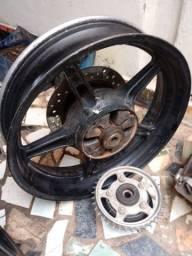 Vendo rodas da cb 300