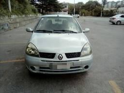 Renault Clio 1.6 16V flex completo