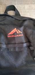 Bolsa/pochete Trilhas & Rumos