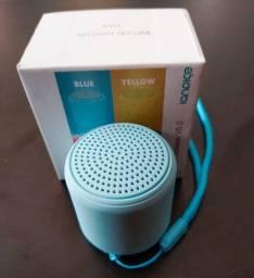 Caixa Som Bluetooth Tws Silicone Mini Speaker Amplificada 3w Little Fun
