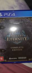 Ps4 jogo pillars of eternity