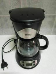 Cafeteira Philco com timer