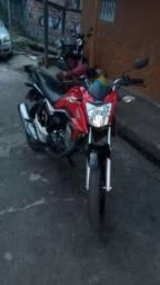 Vendo Titan Honda moto