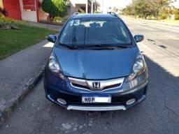 Honda Fit automático - segundo dono