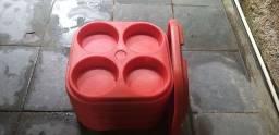 Marmibox para Marmitas e Quentinhas tenho Cinco.