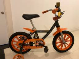 Bicicleta infantil Nathor aro 14 First Pro