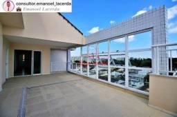 The Club Residence Cobertura Linear com 158m² São 3 suítes