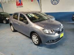 Renault Logan 2019 Autentic 1.0 ( Carro pronto pra uber )