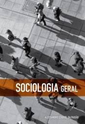 Livro - Sociologia Geral