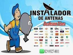 Instalação de antena meu Whatsapp *