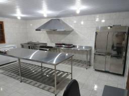 Montamos a sua Cozinha industrial Envie seu Projeto qualidade Direto de Fábrica - Marcos