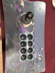 Controle Arcade para PS3/PS4/PC ( Novo, usado apenas para teste )