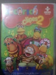 DVD Cocoricó Clipes 2 original